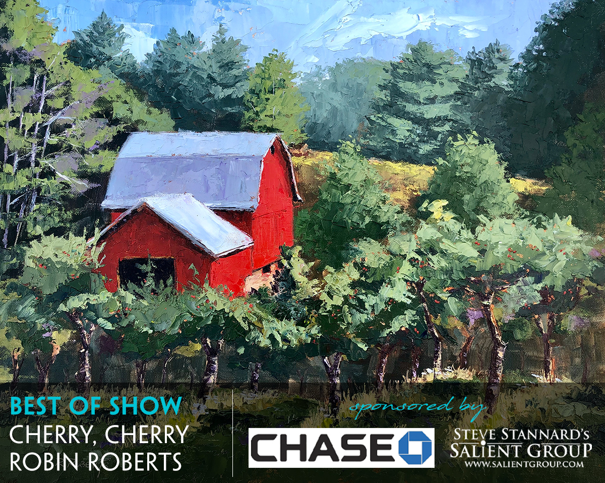 Cherry Cherry by Robin Roberts